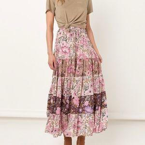 Spell & the Gypsy Desert Daisy skirt